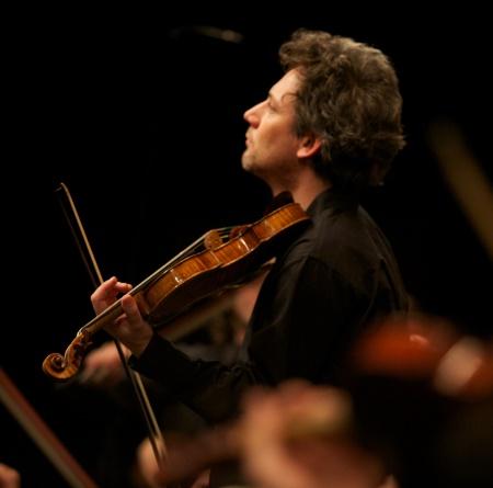 David Grimal, Violine