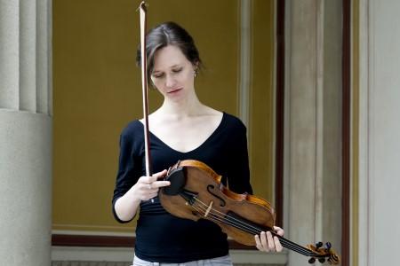 Lisa Schatzman, Violine