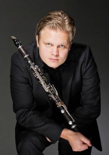 Christoffer Sundqvist, Klarinette