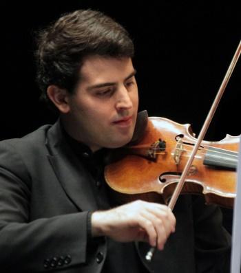 Amaury Coeytaux, Violine