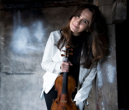 Eszter Haffner, Violine
