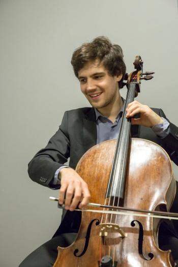 Victor Julien-Laferrière, Violoncello
