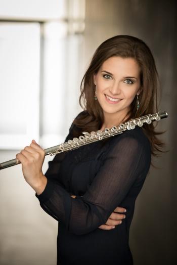 Andrea Mairhofer, Flöte