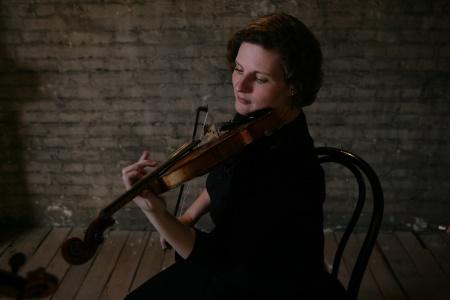 Natalia Prishepenko, Violine