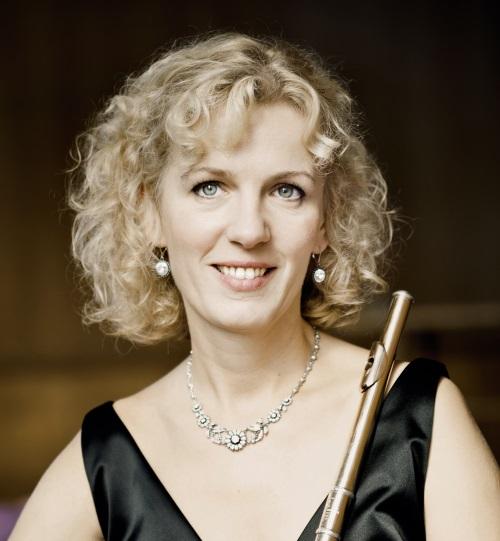 Anna Garzuly-Wahlgren, Flöte