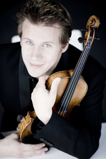 Andrej Bielow, Violine
