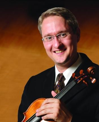 Daniel Gaede, Violine