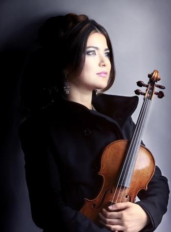 Karen Gomyo, Violine