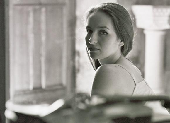 Geneviève Laurenceau, Violine