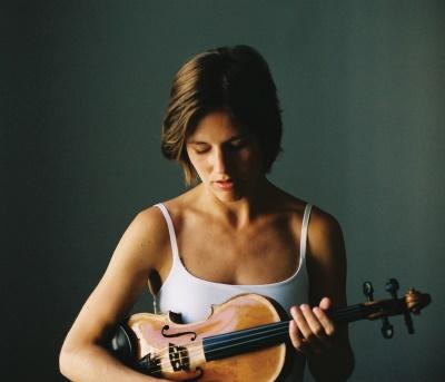 Cecilia Zilliacus, Violine