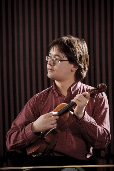 Benjamin Marquise Gilmore, Violine