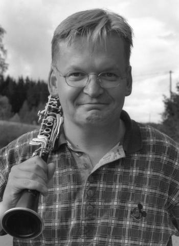 Harri Mäki, Klarinette