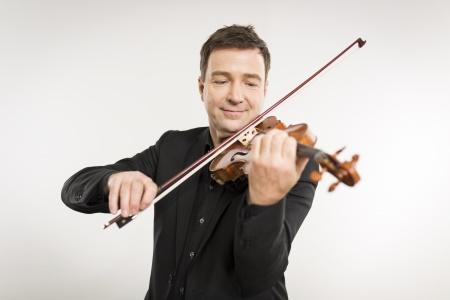 Frank Reinecke, Violine