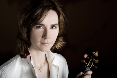 Katharina Schmitz, Violine