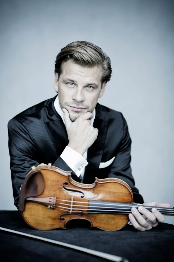 Kirill Troussov, Violine