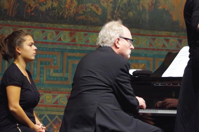 21.09.2016 - Konzert: Bengt Forsberg (Klavier) (Foto: Christine Tröger)