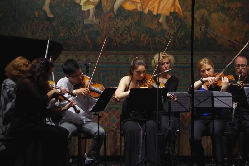 22.09.2016 - Konzert: Kammermusik orchestral - die Suite  ... (Foto: Christine Tröger)