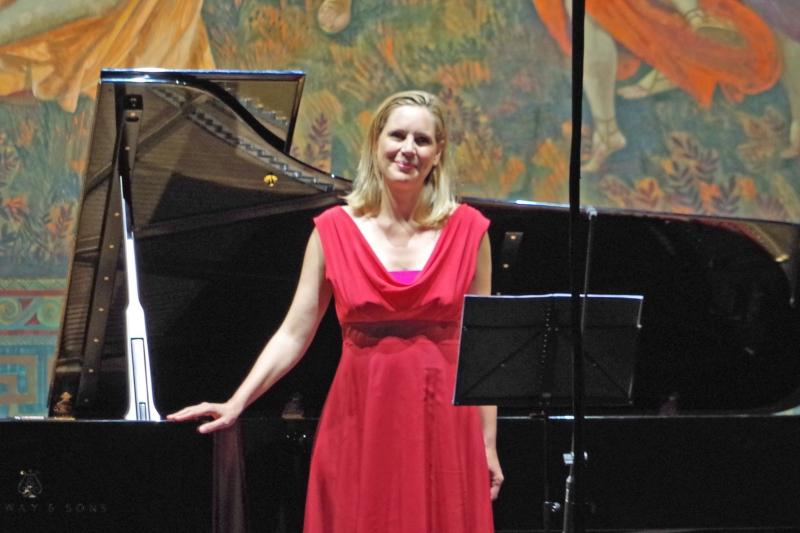 23.09.2016 - Konzert: Freude über starken Applaus. (Foto: Christine Tröger)