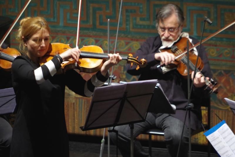23.09.2016 - Konzert: ...  mit der Solisten Rachel Roberts ... (Foto: Christine Tröger)