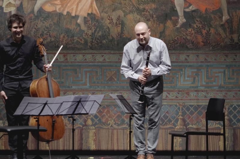25.09.2016 - Konzert: ... das letzte Stück des Composer-in-Residence im Festival 2016. (Foto: Christine Tröger)