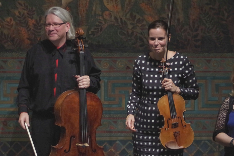 25.09.2016 - Konzert: Peter Bruns und Béatrice Muthelet  (Foto: Christine Tröger)