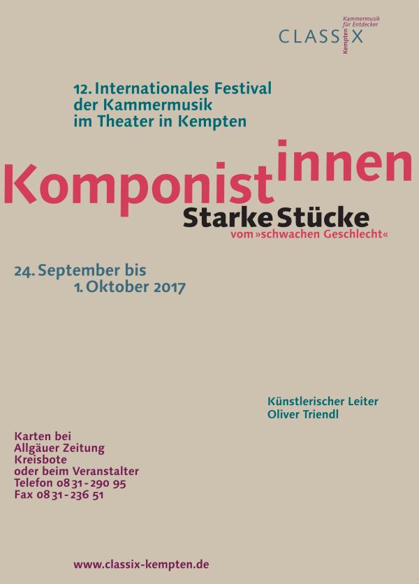 CLASSIX Kempten 2017 - Anzeige 1