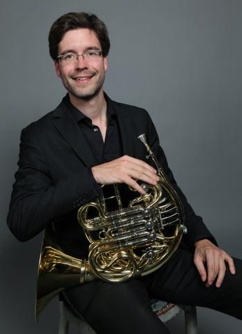 Olivier Darbellay, Horn