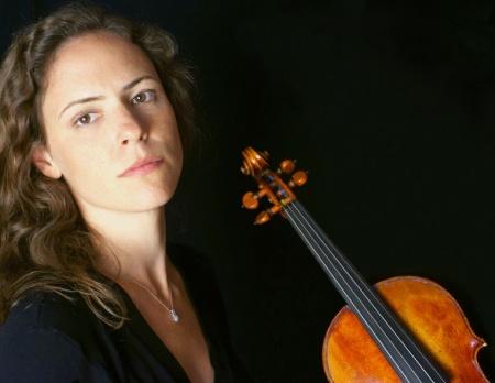 Nurit Stark, Violine