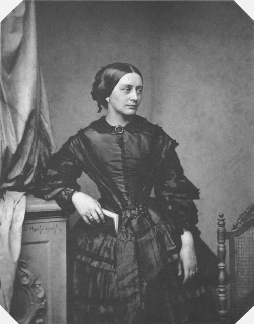 Clara Schumann (Foto: &copy Wikimedia public domain)