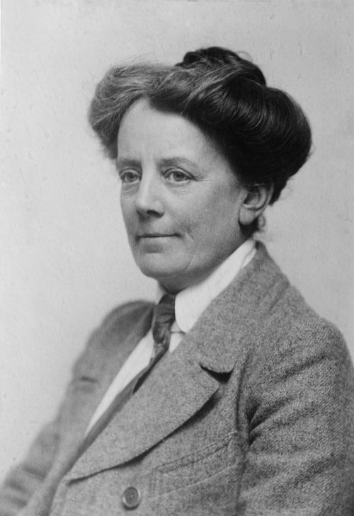 Ethel Smyth (Foto: &copy Wikimedia public domain)