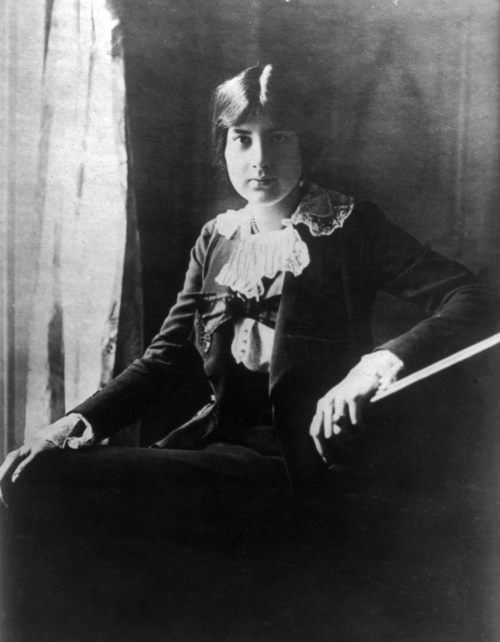 Lili Boulanger (Foto: &copy Wikimedia public domain)