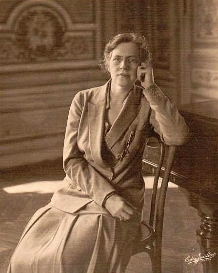 Nadia Boulanger (copy; Wikimedia public domain)