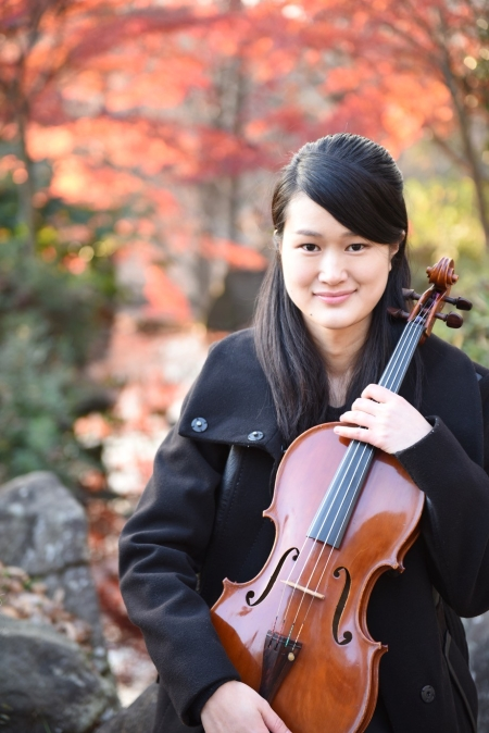 Mari Fukazawa, Viola