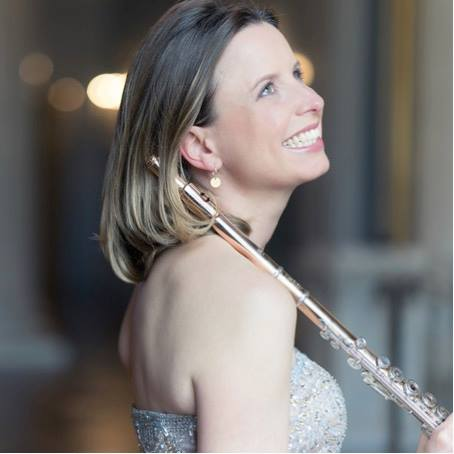 Stephanie Winker, Flöte