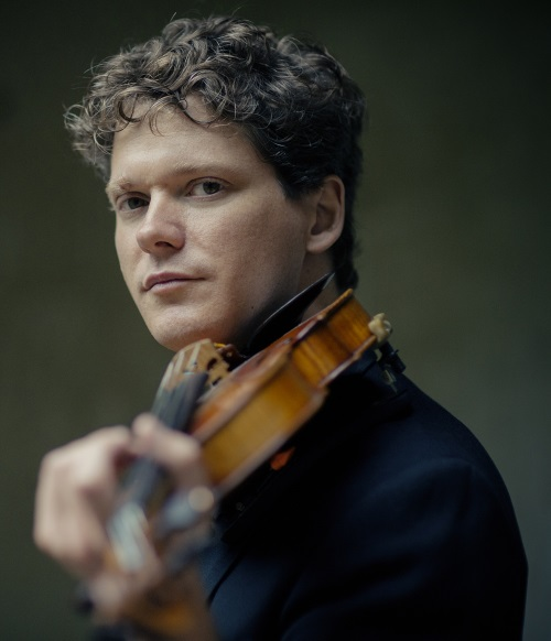 Corey Cerovsek, Violine