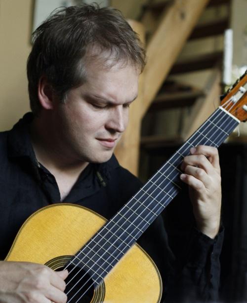 Ismo Eskelinen, Gitarre