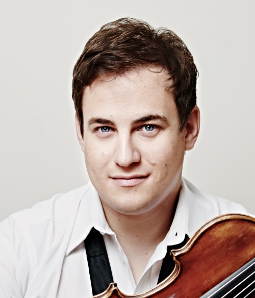 Jack Liebeck, Violine