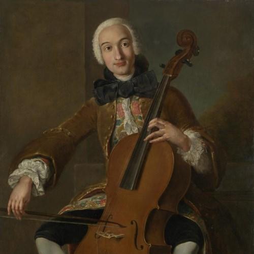 Luigi Boccherini, Gemälde Von Pompeo Batoni (Wikipedia, Gemeinfrei)