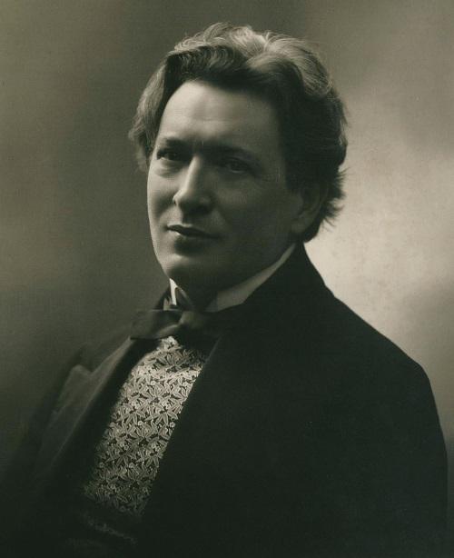 Ferruccio Busoni 1913 (Foto: Wikipedia Gemeinfrei)