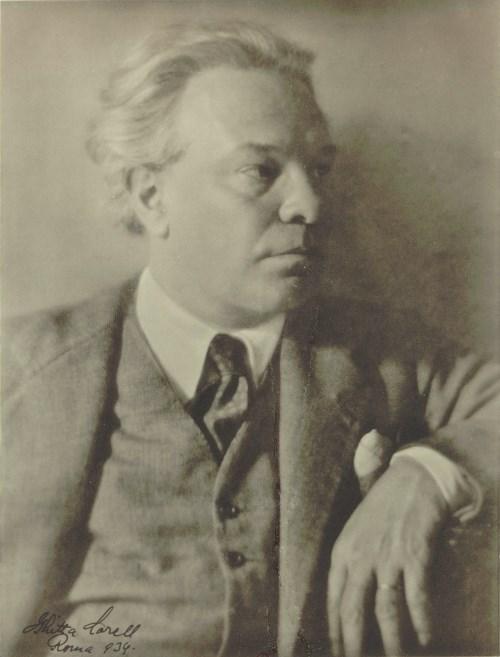 Ottorino Respighi, 1934 (Foto: Wikipedia Gemeinfrei)