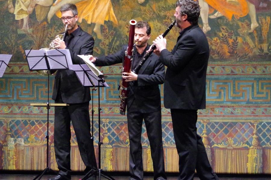 27.09.2017 - Konzert (Foto: Christine Tröger)
