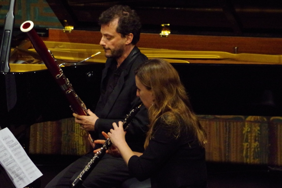 30.09.2017 - Konzert (Foto: Christine Tröger)
