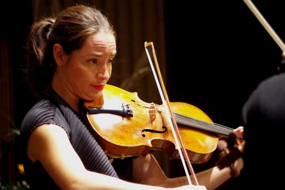23.9.2018 - Konzert: ... von Leone Sinigaglia (1868-1944) erklingen. (Foto: Christine Tröger)