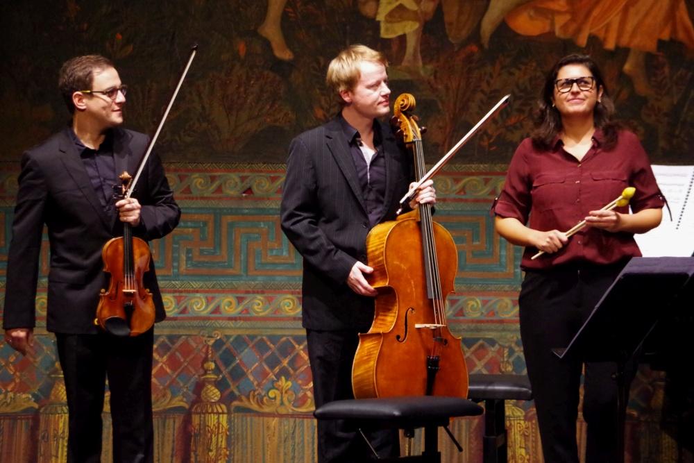 23.9.2018 - Konzert: Viel Beifall für ... (Foto: Christine Tröger)