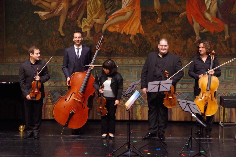 26.9.2018 – Konzert: ... »Introduzione per archi« von Gaetano Donizetti (1797-1848) (Foto: Christine Tröger)