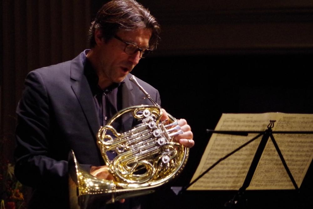26.9.2018 – Konzert: ... die obligatorischen »Omaggio a Rossini« geben ... (Foto: Christine Tröger)