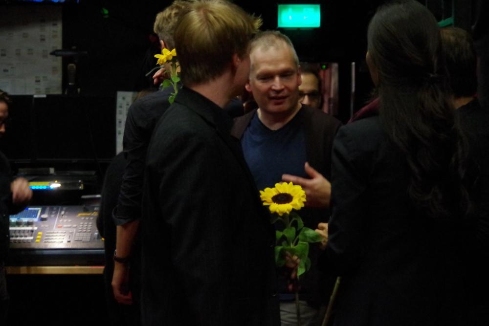 27.9.2018 – Konzert: Wieder ein gelungener Konzertabend ... (Foto: Christine Tröger)