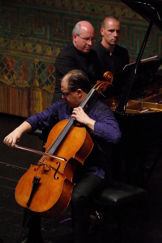 28.9.2018 – Konzert: ... erweist sich als opulentes Werk ... (Foto: Christine Tröger)