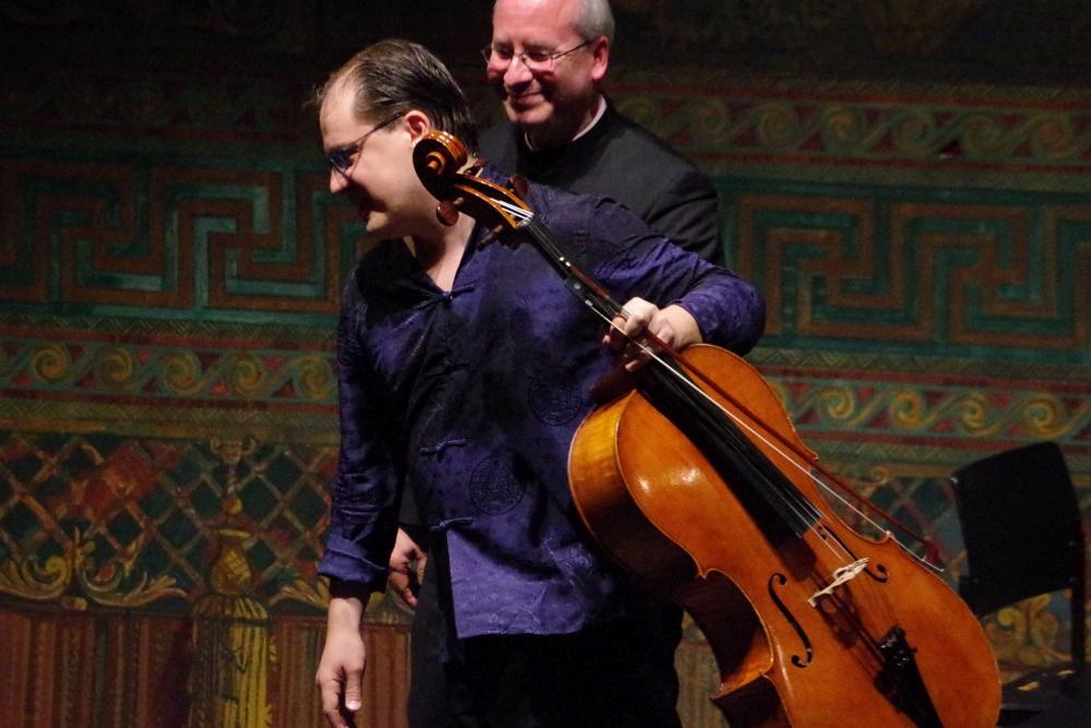 28.9.2018 – Konzert: ... souverän gemeistert. (Foto: Christine Tröger)