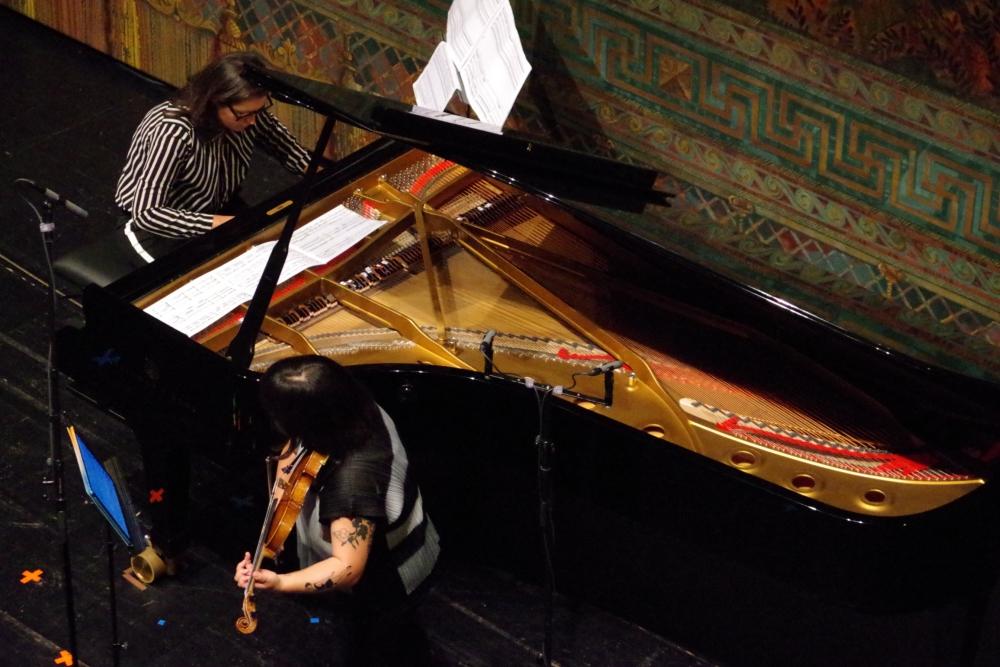 29.9.2018 – Konzert: ... erlebt in Kempten ... (Foto: Christine Tröger)